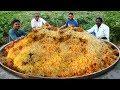Traditional Chicken Biryani By Our Grandpa | Chicken Dum Biryani Different Style