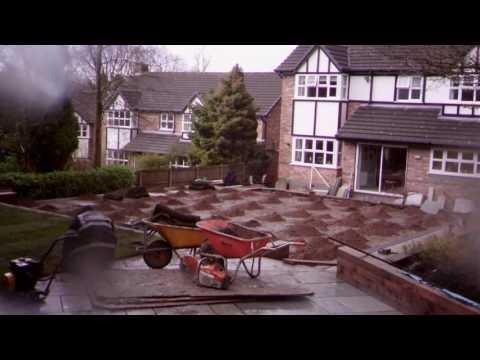 4d garden design timelapse youtube