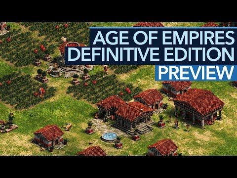 Was Age of Empires: Definitive Edition beim Gameplay ändert - Gameplay-Preview