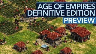 Was Age of Empires: Definitive Edition beim Gameplay ändert - Gameplay-Preview