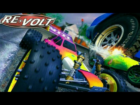 Revolt Android Game Gameplay Download Best Rc Racing Game