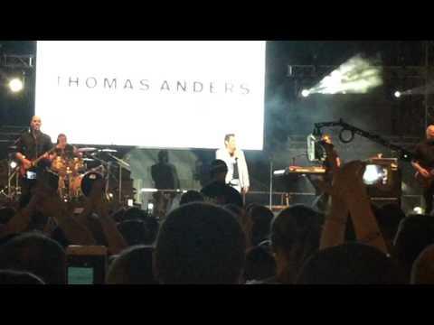 Thomas Anders Białystok 25-06-2016