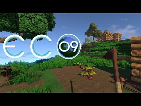 ECO #09 🌍 Unsere kleine Farm • ECO Gameplay German - Lets Play Deutsch