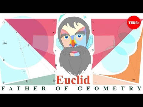 Video image: Euclid's puzzling parallel postulate - Jeff Dekofsky