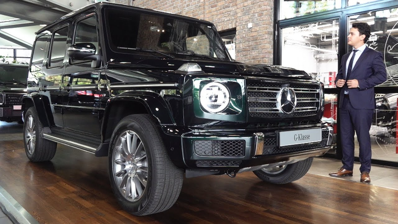 2019 Mercedes G Cl G500 New Full Review Wagon Geländewagen