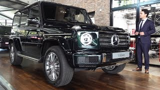 2019 Mercedes G Class G500 - NEW Full REVIEW G Wagon Geländewagen