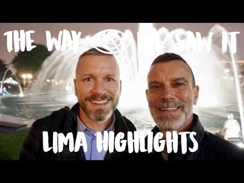 Lima Highlights / Peru Travel Vlog #110 / The Way We Saw It