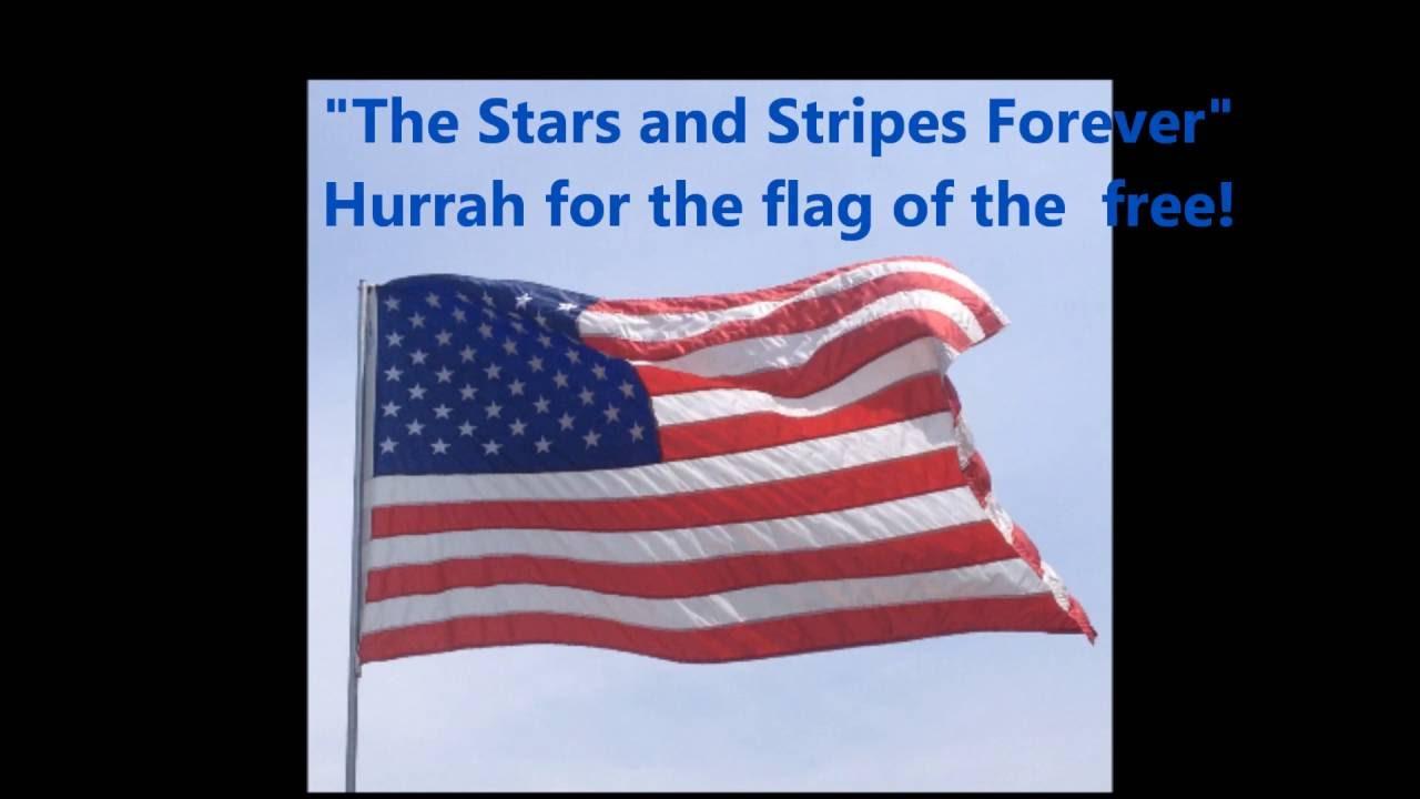 Lyrics for patriotic songs
