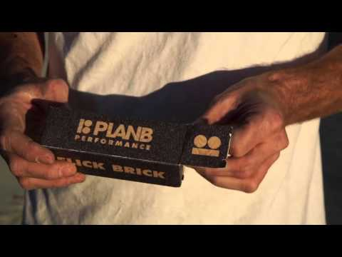 Plan B Flick Brick featuring Pat Duffy