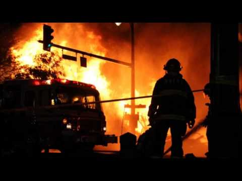 Radio Audio - Large New Westminster 3rd Alarm Fire