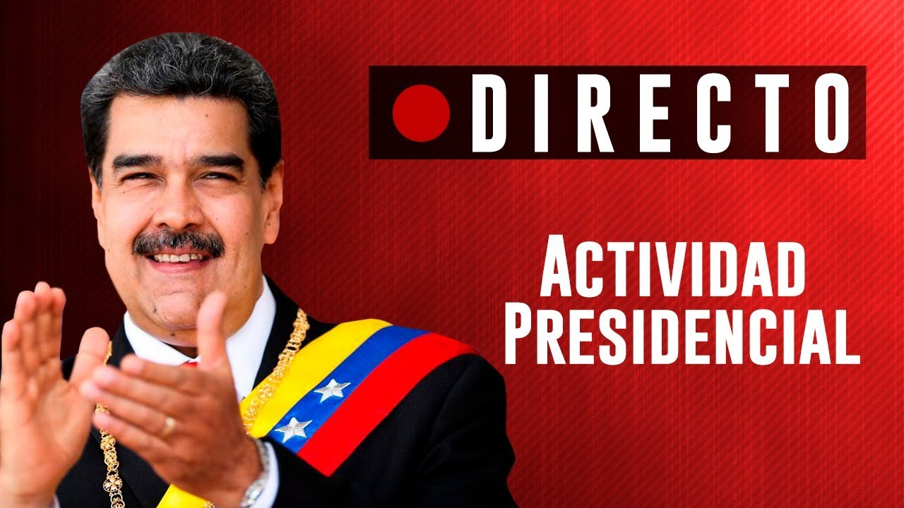 Nicolás Maduro | Plan de Ofensiva Comunal Productiva 2020
