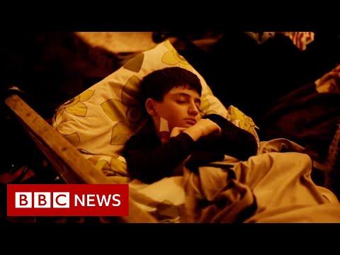 Nagorno-Karabakh: Civilians and churches under fire - BBC News