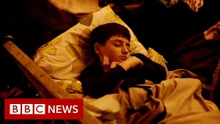 Nagorno-Karabakh: Civilians and churches under fire - BBC News