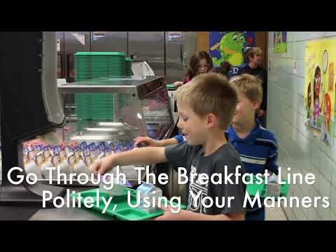 Nickerson Elementary School - Etiquette Video