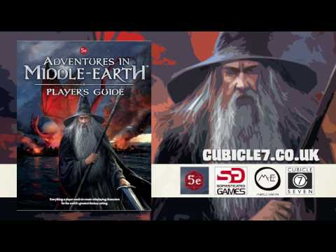 Game Geeks #266 Adventures in Middle-Earth by Cubicle Seven