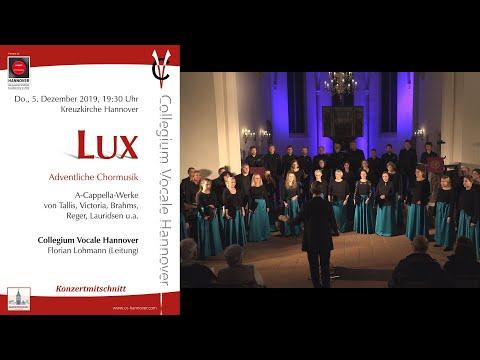LUX - Adventskonzert