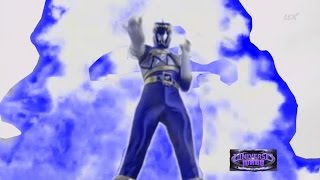 power rangers dino supercharge new opening with TALON RANGER