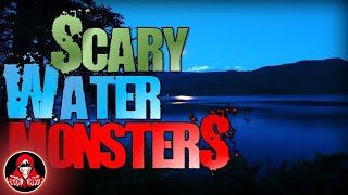 6 REAL Water Monster Encounters - Darkness Prevails