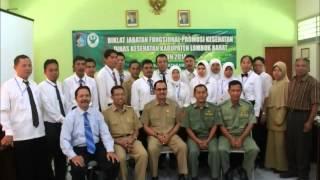 Diklat Jabatan Fungsional Promkes Lombok Barat 2014