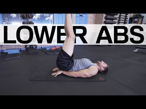 11 Minute Lower Ab Workout!