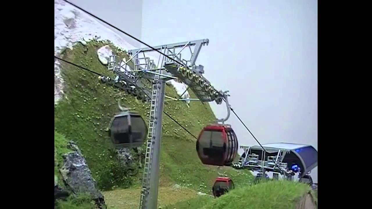 j gerndorfer s fully functional ho g gauge ski lifts youtube rh youtube com LEGO Ski Lift Model Model Ski Lift Gondola