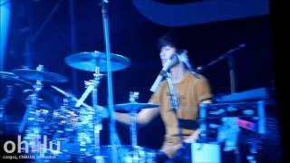 [Fancam] 120922 CNBLUE In London - Minhyuk...ಥ‿ಥ