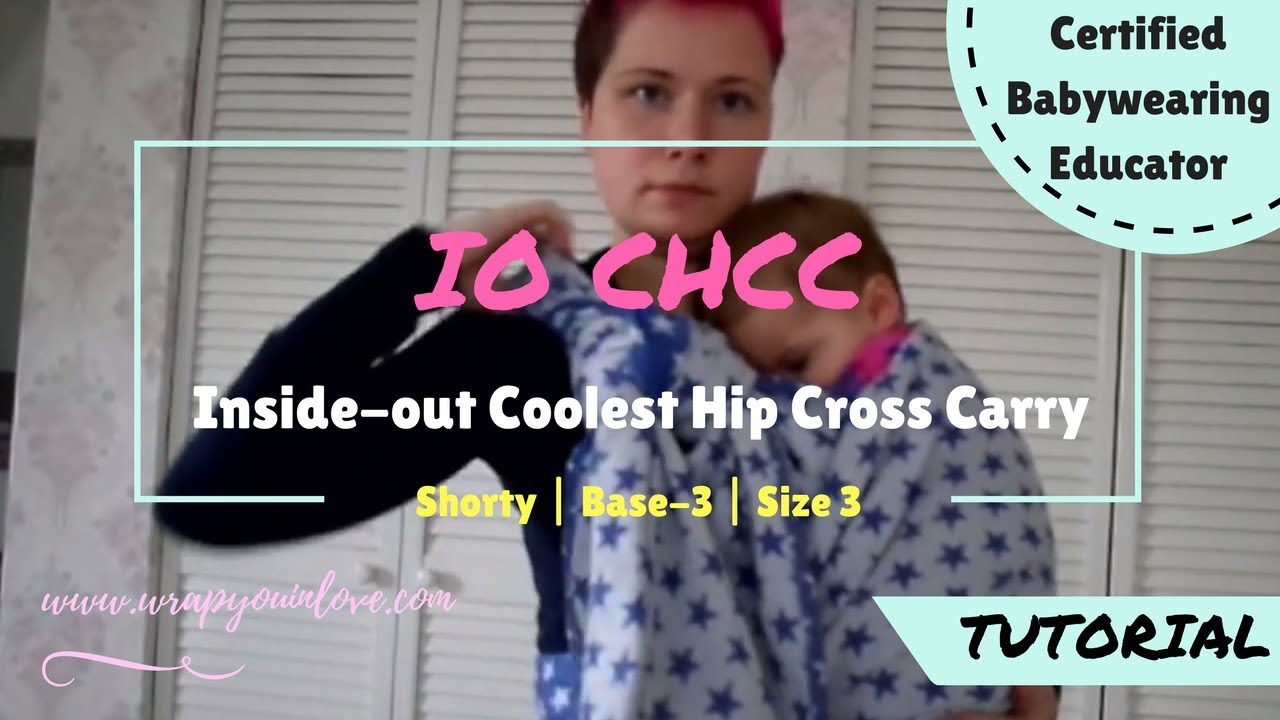 Inside Out Coolest Hip Cross Carry Chcc Youtube
