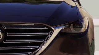 2016 Mazda CX9 - Exterior and Interior Walkaround - 2016 Auto Show & Test Drive
