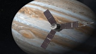 Juno's Amazing Journey to Jupiter