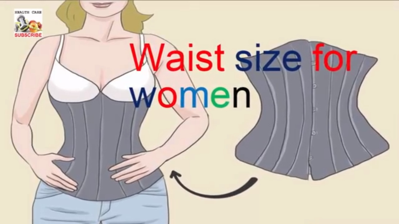 How to reduce the waist 96