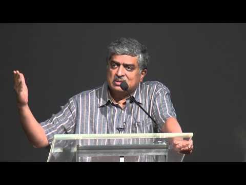 Nandan Nilekani: Launching Ideas for Bengaluru
