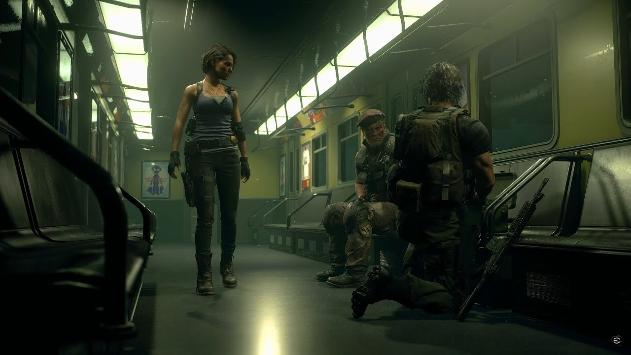 Resident Evil 3 (Demo) - 4K 60FPS HDR Gameplay - EVGA GeForce RTX 2080 Ti K NGP N