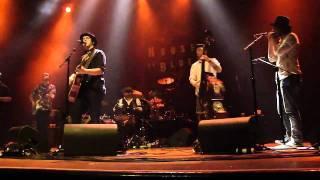 Whiskey Folk Ramblers ~ Leavin