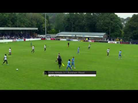 Dover Ath. Boreham Wood Goals And Highlights