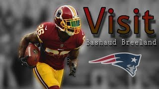Patriots very interested in CB Bashaud Breeland