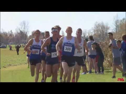 America East Cross Country Championships Men's 8k 2017