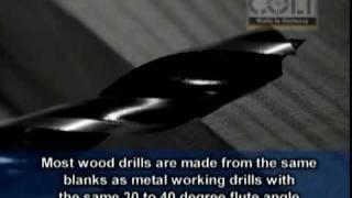 Infinity Cutting Tools - 7-pc. Colt Five Star Brad Point Drill Set
