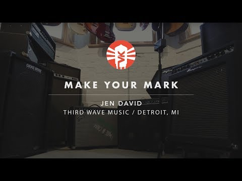 Make Your Mark With Jen David of Third Wave Music