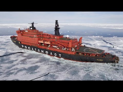 Modern day Cold War in the Arctic