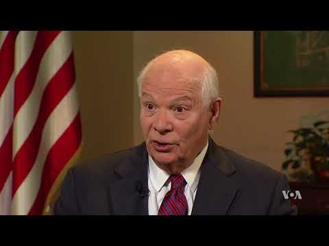 VOA Interview with Senator Ben Cardin