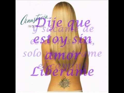 Anastacia - I'm Outta Love (Subtitulada en Español)