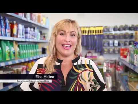 Océano combustibles - Patrocinador Miss Sur