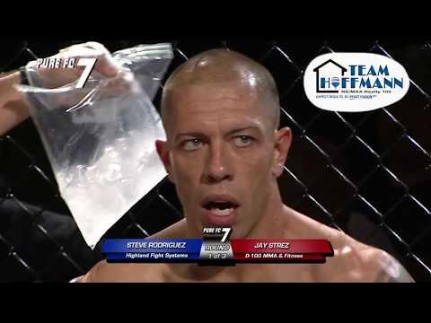 Steve Rodriguez vs Jay Strez - Pure FC 7