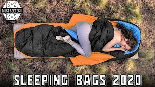 9 New Sleeping Bags and Camping Quilts to Buy for Outdoor Nights in 2020