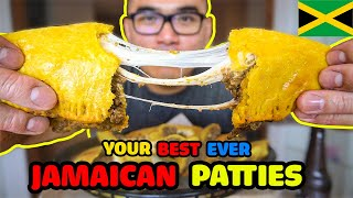 Your best ever JAMAICAN PATTIES