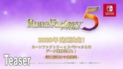 Rune Factory 5 - Teaser Trailer [HD 1080P]