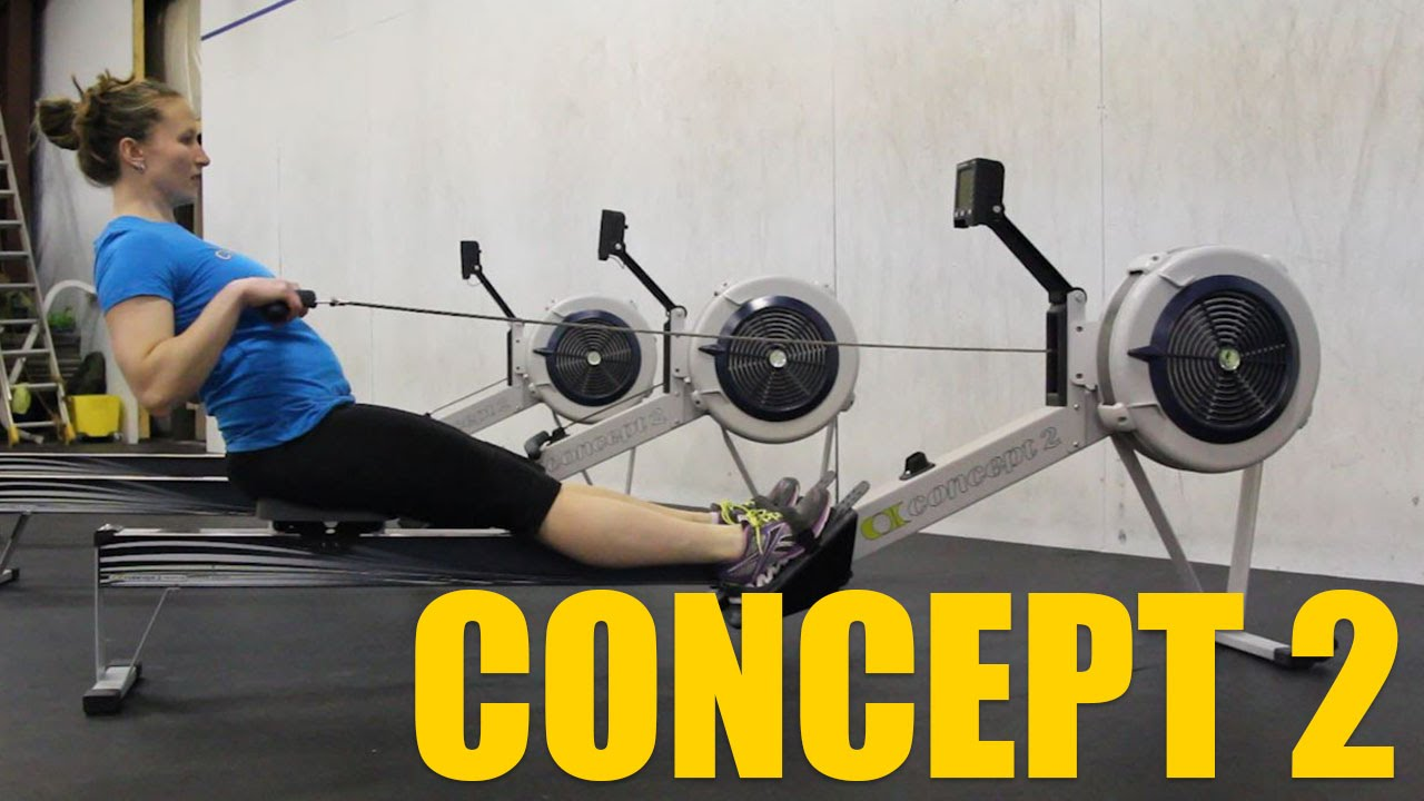 Why concept rower simply the best in its class
