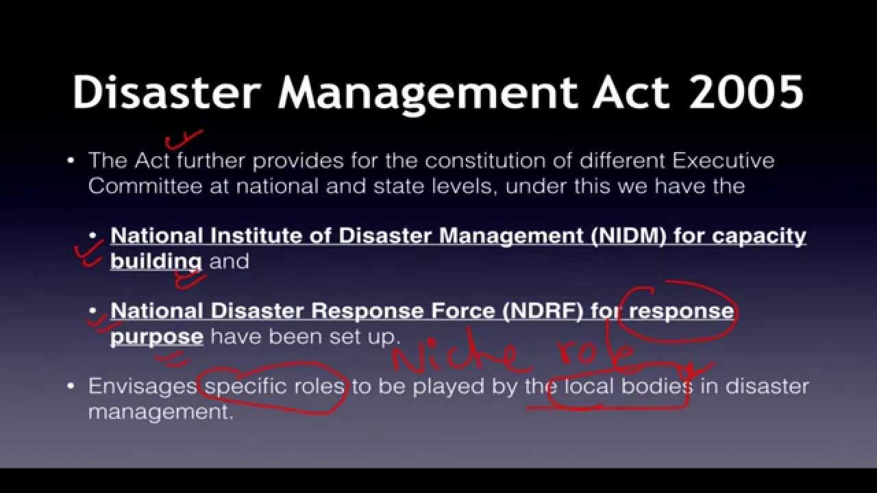 disaster management 1 Disaster management is a vibrant and growing field, driven by government spending in the wake of terrorist attacks and environmental debacles, as well as private-sector hiring of risk managers and emergency planners.