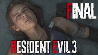 Resident Evil 3 Remake - Cap. FINAL - El fin de Umbrella?- RE 3 & 2 orden cronológico