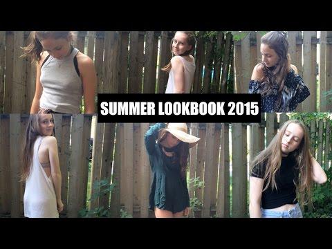 SUMMER LOOKBOOK  2015  6 looks | Beauty Masters ▶9:37